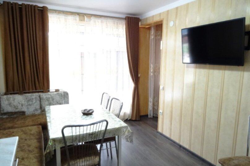 Дом, 48 кв.м. на 8 человек, 2 спальни, Крымская улица, 27, ПК Кавказ, Голубицкая - Фотография 8