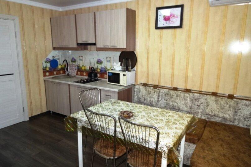 Дом, 48 кв.м. на 8 человек, 2 спальни, Крымская улица, 27, ПК Кавказ, Голубицкая - Фотография 9