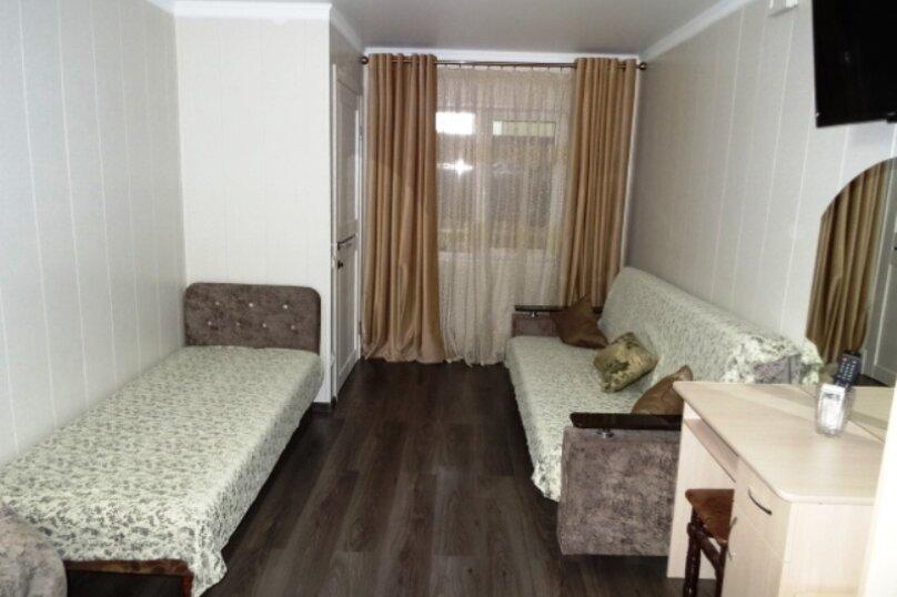Дом, 48 кв.м. на 8 человек, 2 спальни, Крымская улица, 27, ПК Кавказ, Голубицкая - Фотография 17