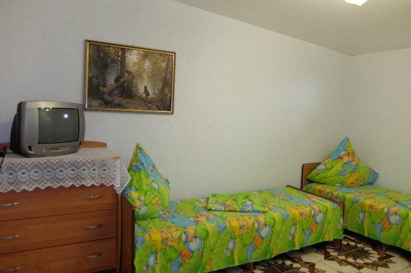 Домик 2-х комнатный со всеми удобствами на 4 человека, 2 спальни, Степная улица, 21, Должанская - Фотография 8