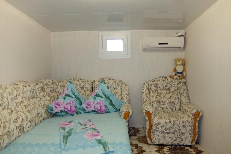 Домик 2-х комнатный со всеми удобствами на 4 человека, 2 спальни, Степная улица, 21, Должанская - Фотография 10