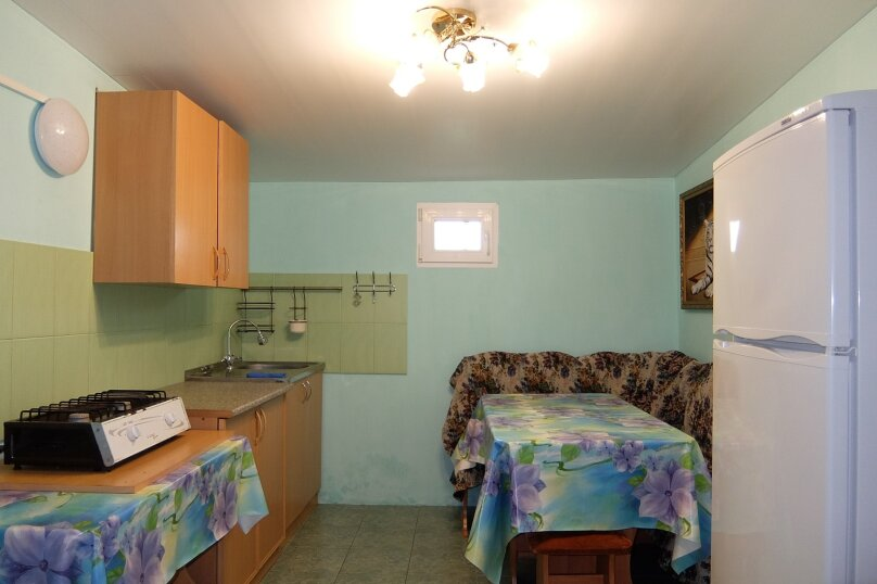 Домик 2-х комнатный со всеми удобствами на 4 человека, 2 спальни, Степная улица, 21, Должанская - Фотография 15