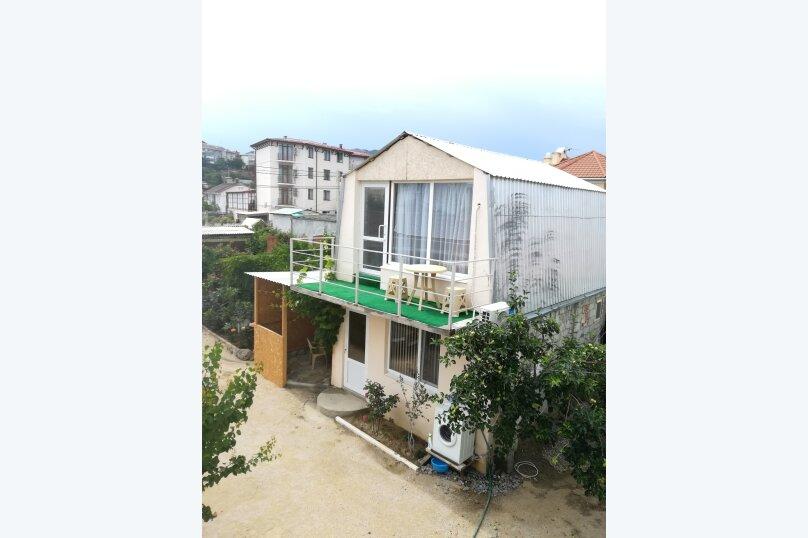 Двух этажный коттедж , 45 кв.м. на 5 человек, 2 спальни, Лучистая, 15, Судак - Фотография 14