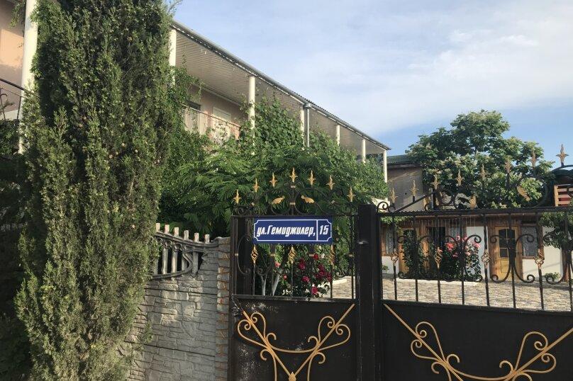 """Гостевой дом """"Диана"""", Гемиджилер, 15 на 4 комнаты - Фотография 18"""