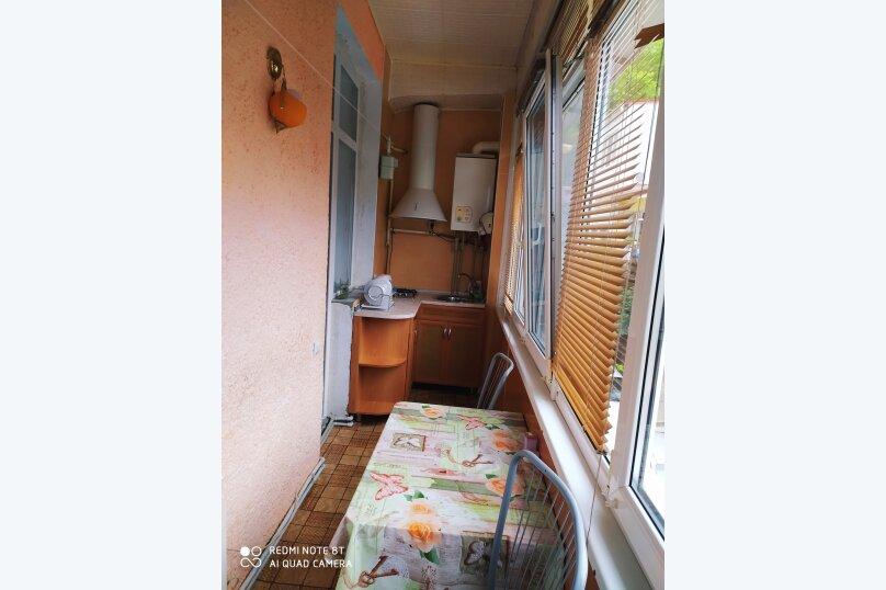 2-комн. квартира, 30 кв.м. на 5 человек, Заречная улица, 12, Ялта - Фотография 14