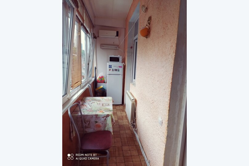 2-комн. квартира, 30 кв.м. на 5 человек, Заречная улица, 12, Ялта - Фотография 15