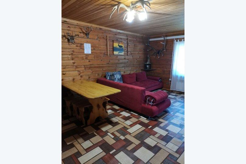 Охотничий дом, 63 кв.м. на 6 человек, 3 спальни, Красный ключ, 52, Байкальск - Фотография 13
