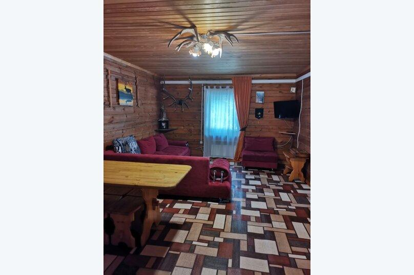 Охотничий дом, 63 кв.м. на 6 человек, 3 спальни, Красный ключ, 52, Байкальск - Фотография 14