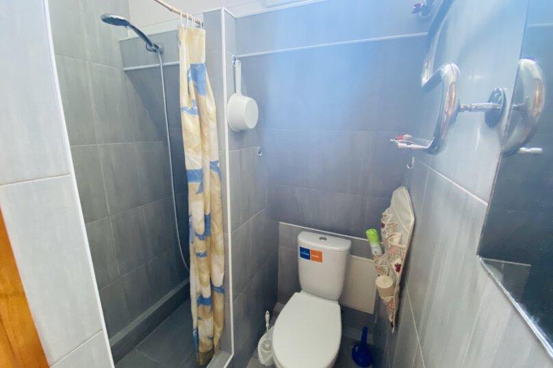 1-комн. квартира, 25 кв.м. на 3 человека, Боткинская улица, 21, Ялта - Фотография 8