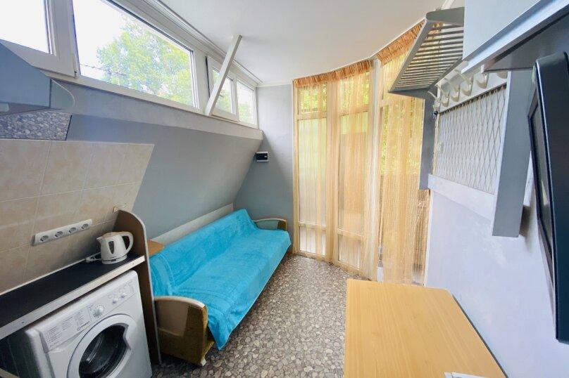1-комн. квартира, 25 кв.м. на 3 человека, Боткинская улица, 21, Ялта - Фотография 16