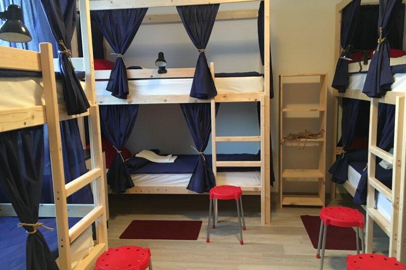 спальное место в 6 ми местном номере , улица Чехова, 28, Ялта - Фотография 1