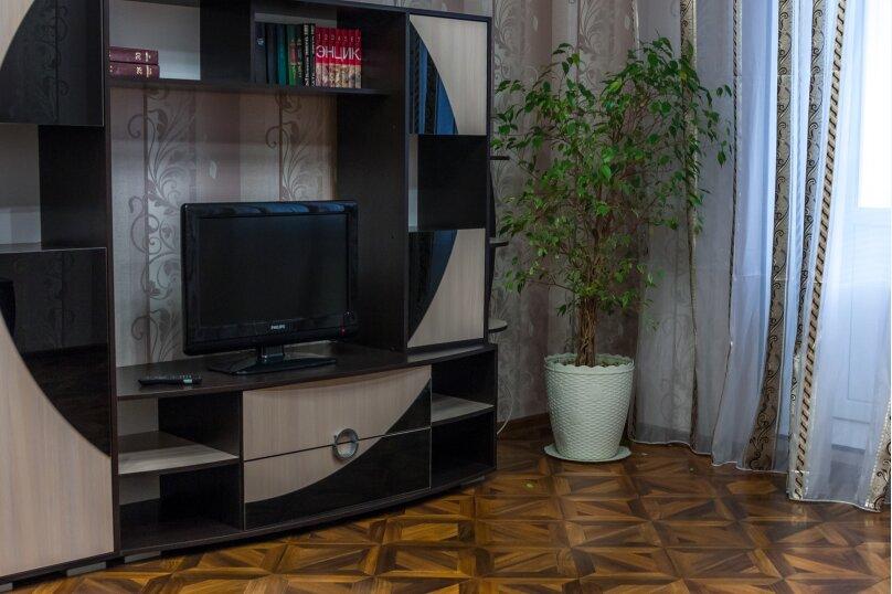 2-комн. квартира, 70 кв.м. на 4 человека, улица Базарова, 2, Волгоград - Фотография 3