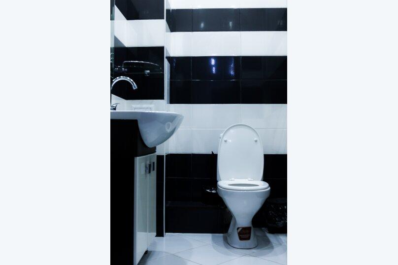 2-комн. квартира, 70 кв.м. на 4 человека, улица Базарова, 2, Волгоград - Фотография 4