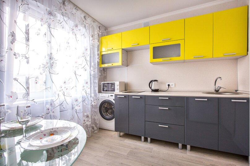 1-комн. квартира, 34 кв.м. на 4 человека, улица Дзержинского, 9, Тольятти - Фотография 11