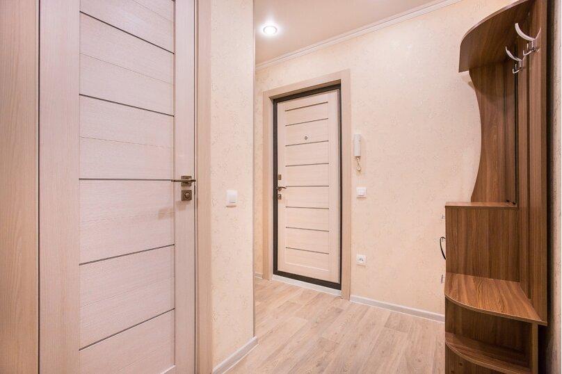 1-комн. квартира, 34 кв.м. на 4 человека, улица Дзержинского, 9, Тольятти - Фотография 15