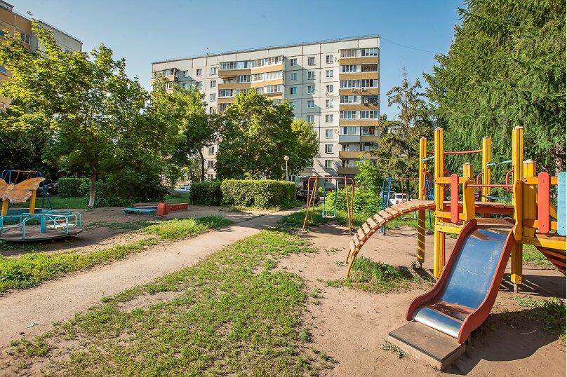 1-комн. квартира, 34 кв.м. на 4 человека, улица Дзержинского, 9, Тольятти - Фотография 17