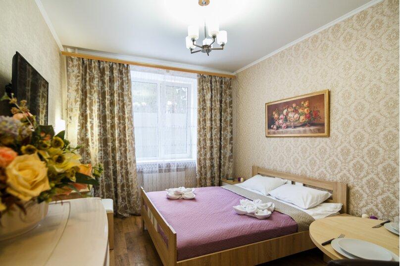 Двухместный номер с 1 кроватью и собственной ванной комнатой, улица Потехина, 11, Томилино - Фотография 1