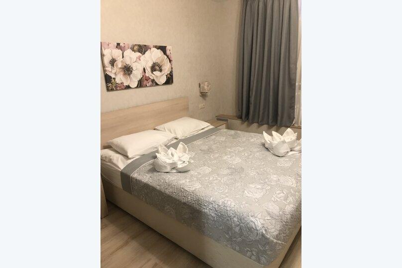 Бюджетный двухместный номер с большой кроватью, улица Потехина, 11, Томилино - Фотография 1