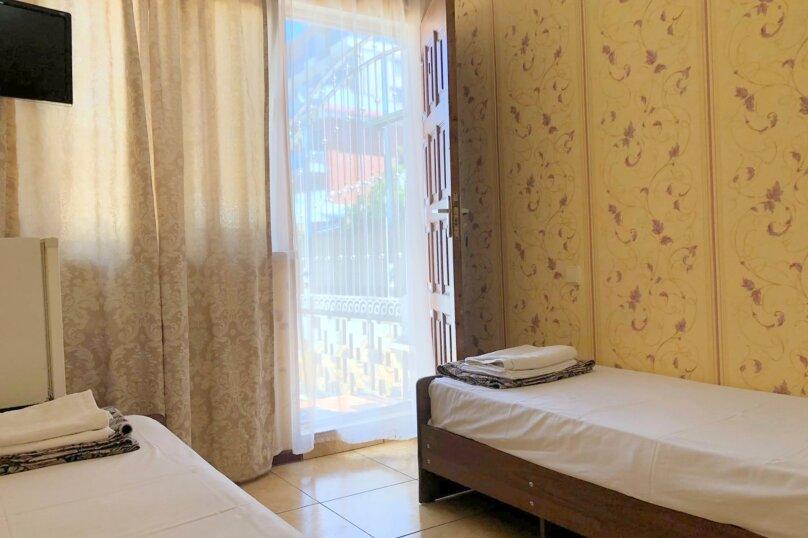 2х местный стандарт с удобствами и отдельными кроватями, Киевская улица, 13А, Адлер - Фотография 4