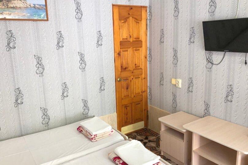 2х местный стандарт с удобствами и отдельными кроватями, Киевская улица, 13А, Адлер - Фотография 5