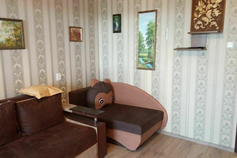 2-комн. квартира, 40 кв.м. на 4 человека, улица Ленина, 4А, поселок Орджоникидзе, Феодосия - Фотография 2