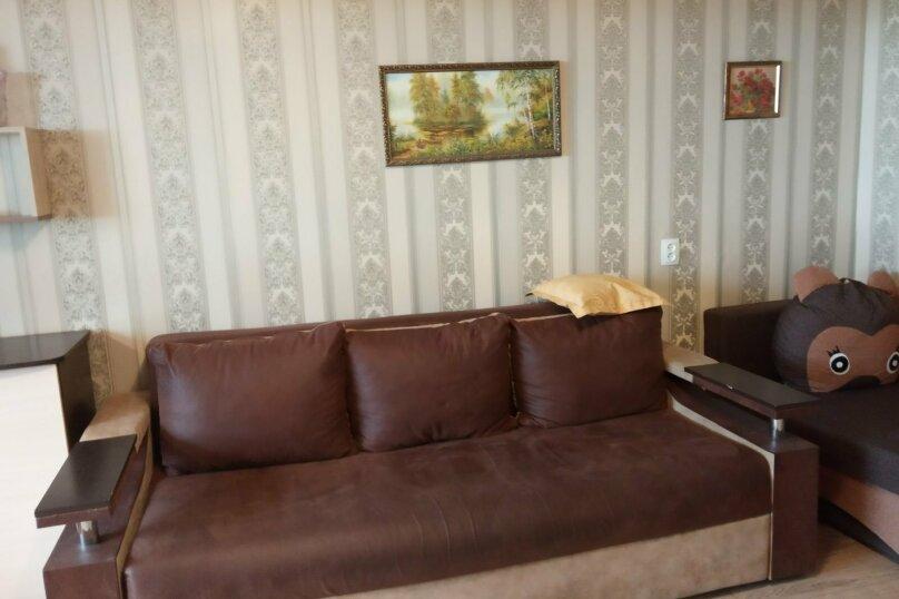 2-комн. квартира, 40 кв.м. на 4 человека, улица Ленина, 4А, поселок Орджоникидзе, Феодосия - Фотография 7