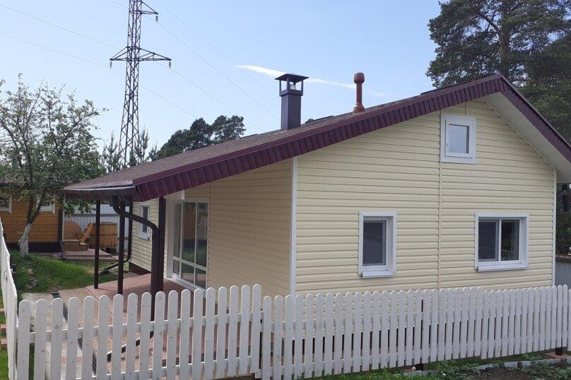 Гостевой дом, 65 кв.м. на 4 человека, 2 спальни, Горная улица, 15, Петрозаводск - Фотография 2