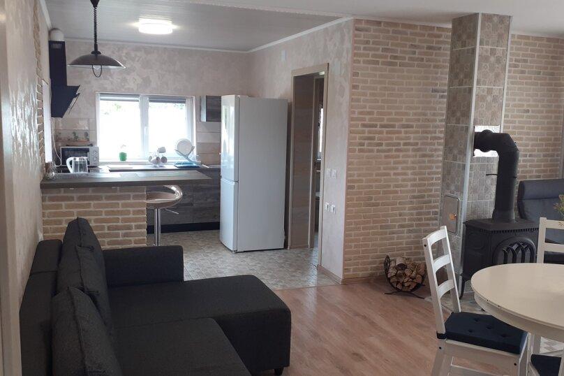 Гостевой дом, 65 кв.м. на 4 человека, 2 спальни, Горная улица, 15, Петрозаводск - Фотография 14