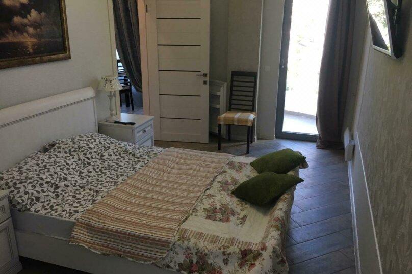 2-комн. квартира, 46 кв.м. на 3 человека, Севастопольское шоссе, 1Д, Ялта - Фотография 4