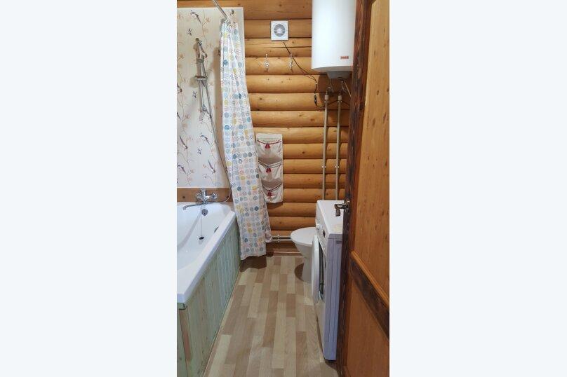 Дом, 49 кв.м. на 7 человек, 2 спальни, Солнечная, 2б, Новомихайловский - Фотография 6