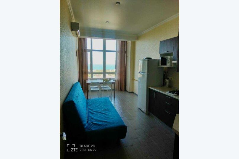 1-комн. квартира, 56 кв.м. на 4 человека, Курортная улица, 14А, Геленджик - Фотография 5