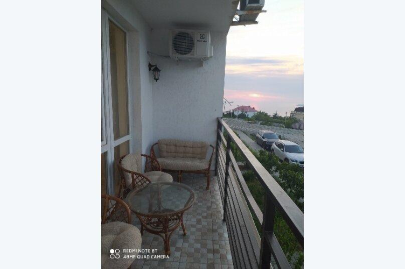 1-комн. квартира, 25 кв.м. на 2 человека, м. Фиолент, Фиолентовское шоссе, 134к3, Севастополь - Фотография 3
