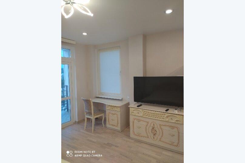 1-комн. квартира, 25 кв.м. на 2 человека, м. Фиолент, Фиолентовское шоссе, 134к3, Севастополь - Фотография 4
