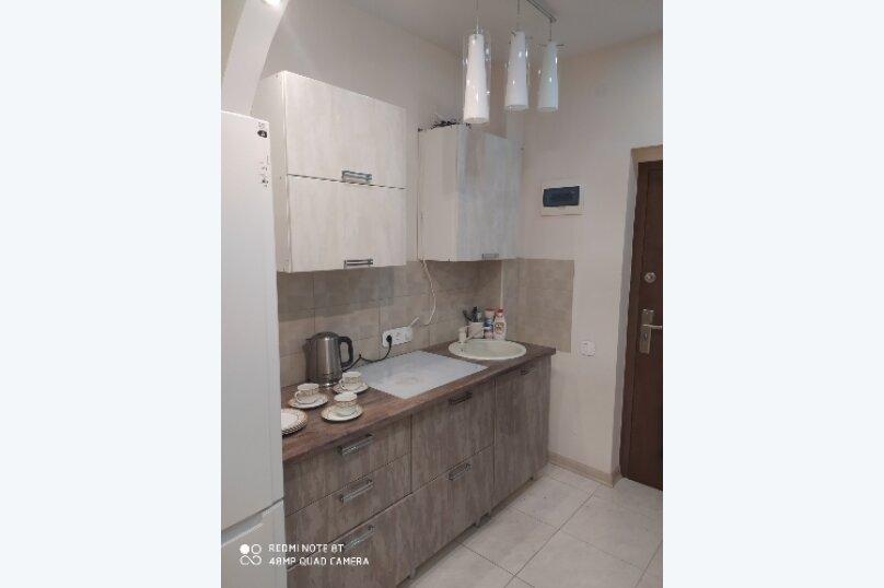1-комн. квартира, 25 кв.м. на 2 человека, м. Фиолент, Фиолентовское шоссе, 134к3, Севастополь - Фотография 5