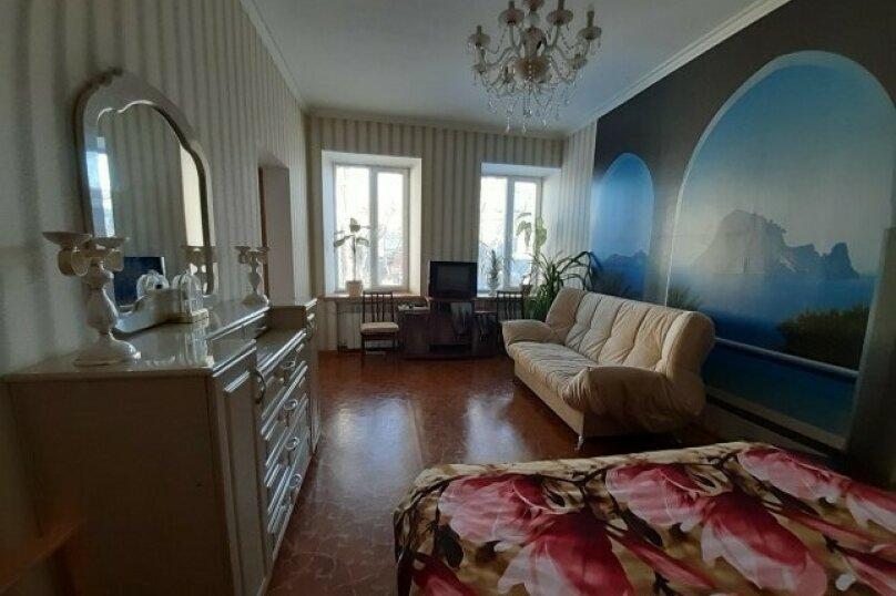 Квартира в частном секторе центра., 54 кв.м. на 6 человек, 1 спальня, ул. Крылова , 19, Симферополь - Фотография 12