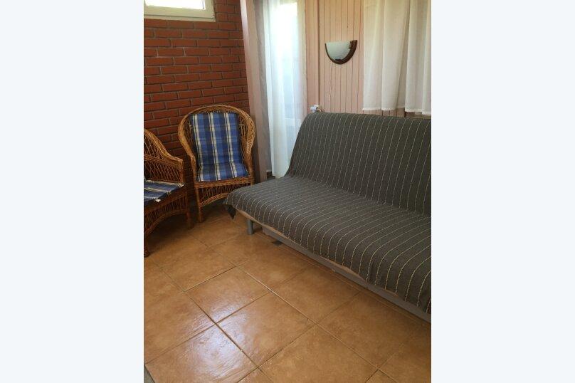 Домик-апартаменты с отдельным входом на 6-7 гостей, 75 кв.м. на 6 человек, 2 спальни, улица Ленина, 49Г, Морское - Фотография 6
