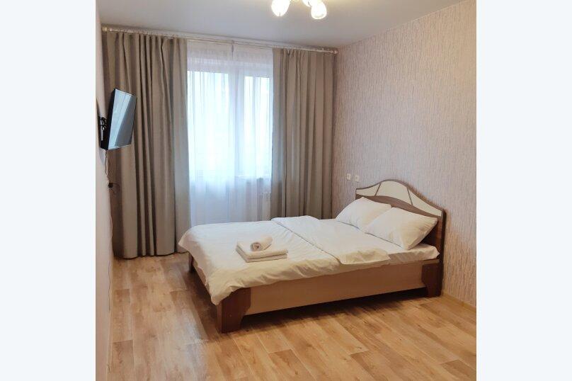 1-комн. квартира, 33 кв.м. на 3 человека, 60 лет октября, 35, Красноярск - Фотография 1