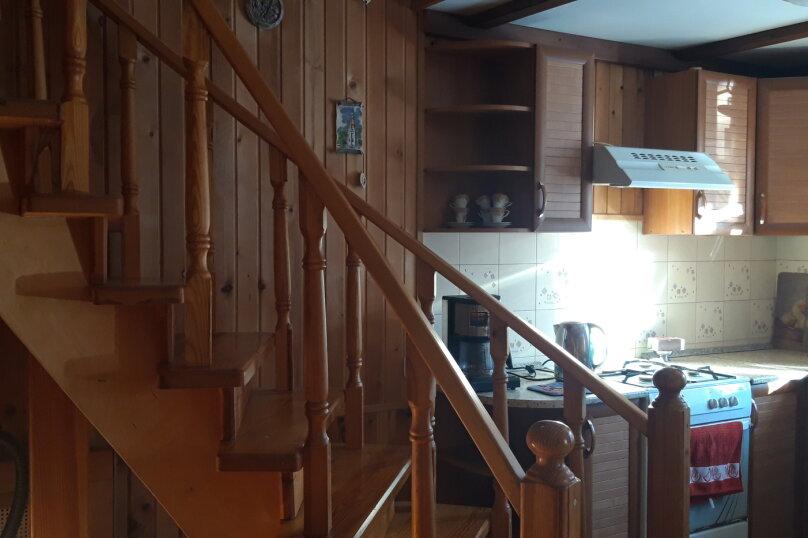Дом, 100 кв.м. на 8 человек, 3 спальни, Пионерская, 30, Манжерок - Фотография 17