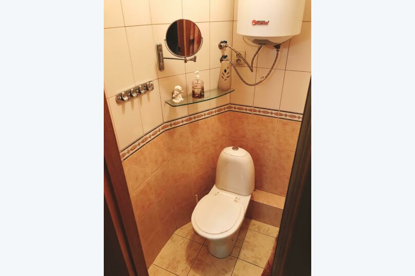 1-комн. квартира, 34 кв.м. на 4 человека, улица Рахова, 149/157, Саратов - Фотография 6