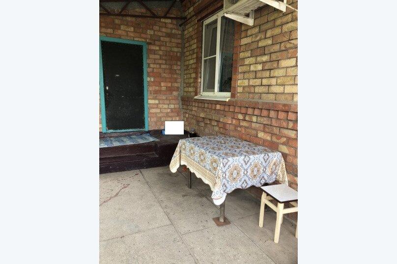 Дом, 80 кв.м. на 8 человек, 3 спальни, Зелёная улица, 2, Широчанка, Ейск - Фотография 22