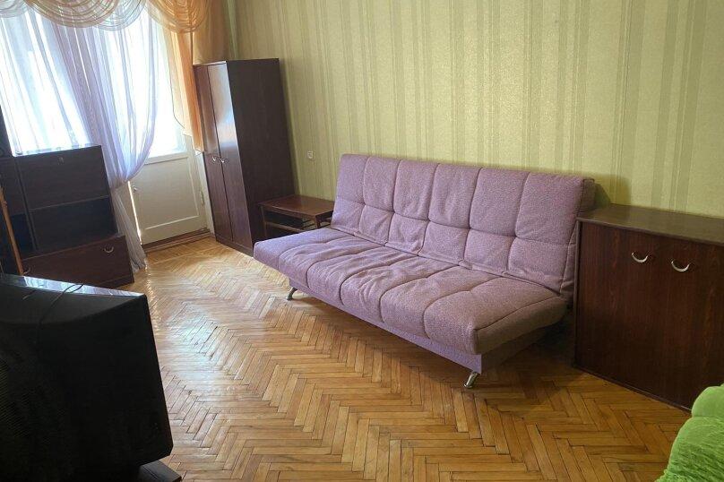 1-комн. квартира, 30 кв.м. на 3 человека, улица Назукина, 2, Феодосия - Фотография 10