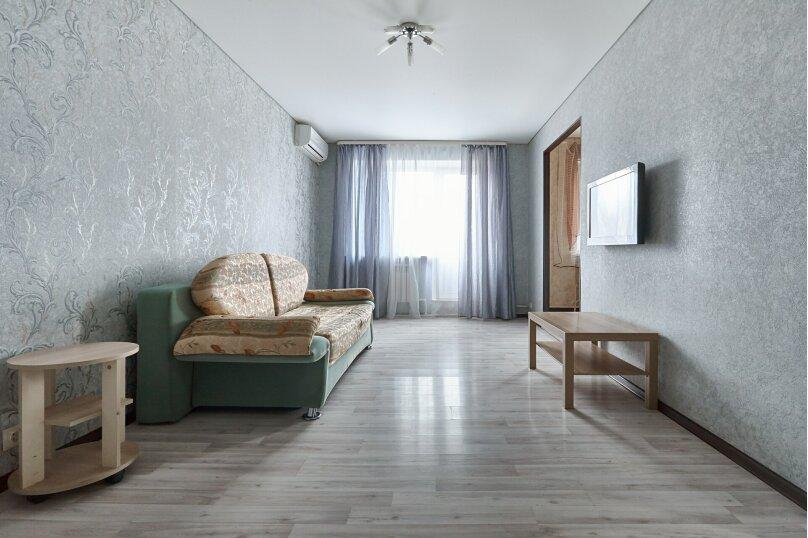 2-комн. квартира, 45 кв.м. на 4 человека, проспект Ленина, 93, Ростов-на-Дону - Фотография 2