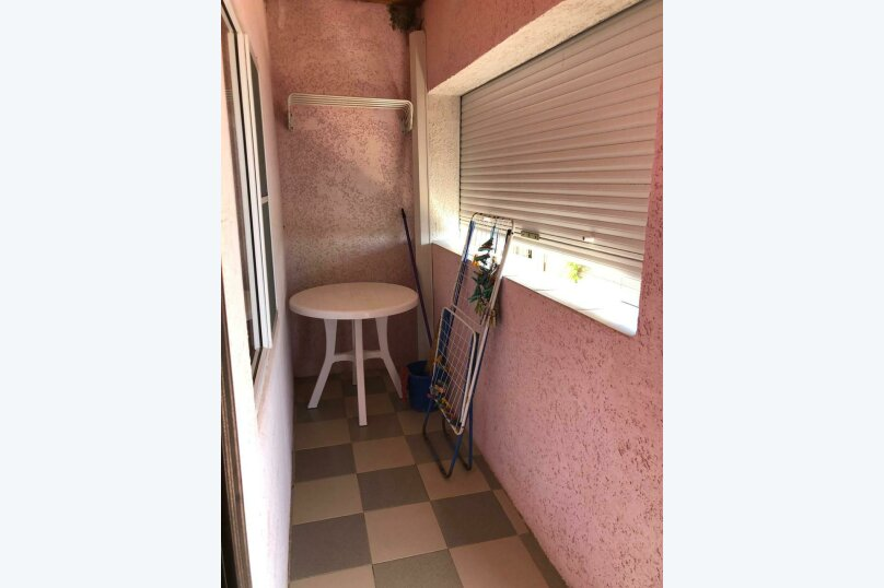 2-комн. квартира, 48 кв.м. на 5 человек, Солнечная улица, 35, Голубицкая - Фотография 11