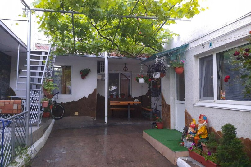 Дом, 45 кв.м. на 4 человека, 2 спальни, улица Шмидта, 46, Евпатория - Фотография 5