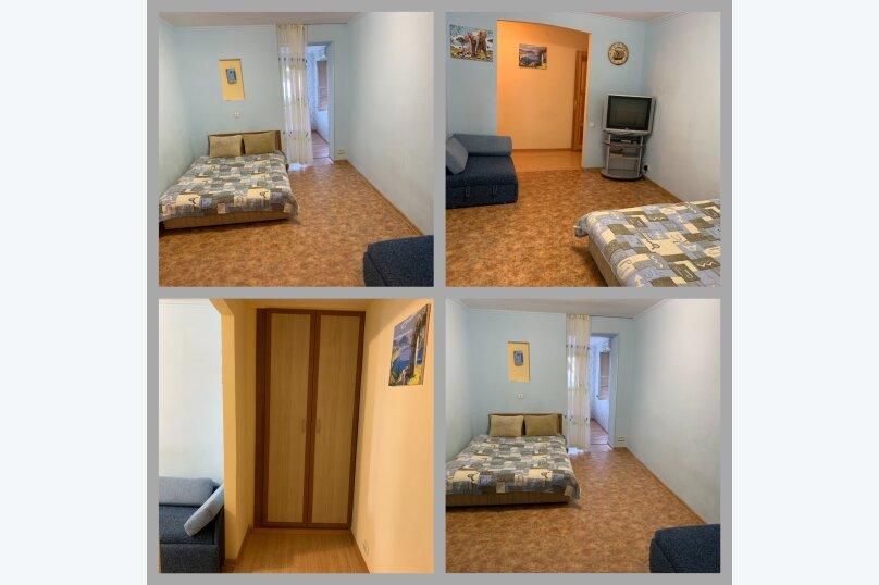 2-комн. квартира, 55 кв.м. на 5 человек, улица Сурикова, 10, Алупка - Фотография 11