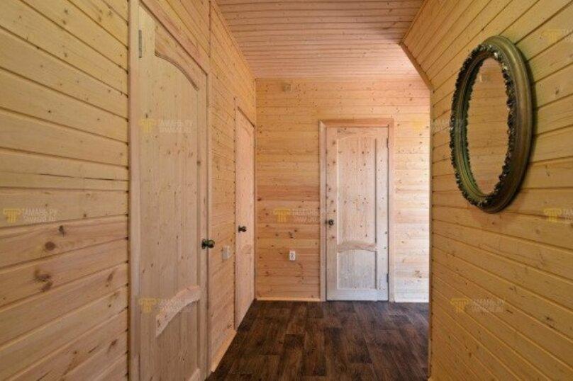 Дом, 60 кв.м. на 7 человек, 2 спальни, Приморский переулок, 7Б, Голубицкая - Фотография 12