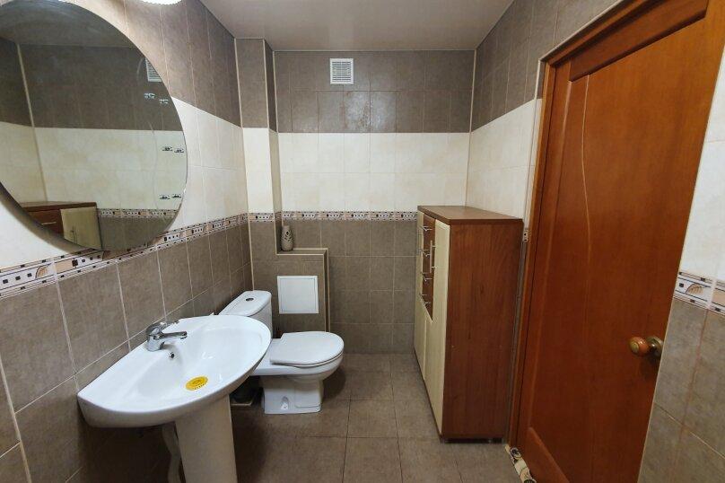 3-комн. квартира, 70 кв.м. на 4 человека, Крымская улица, 31, Феодосия - Фотография 4