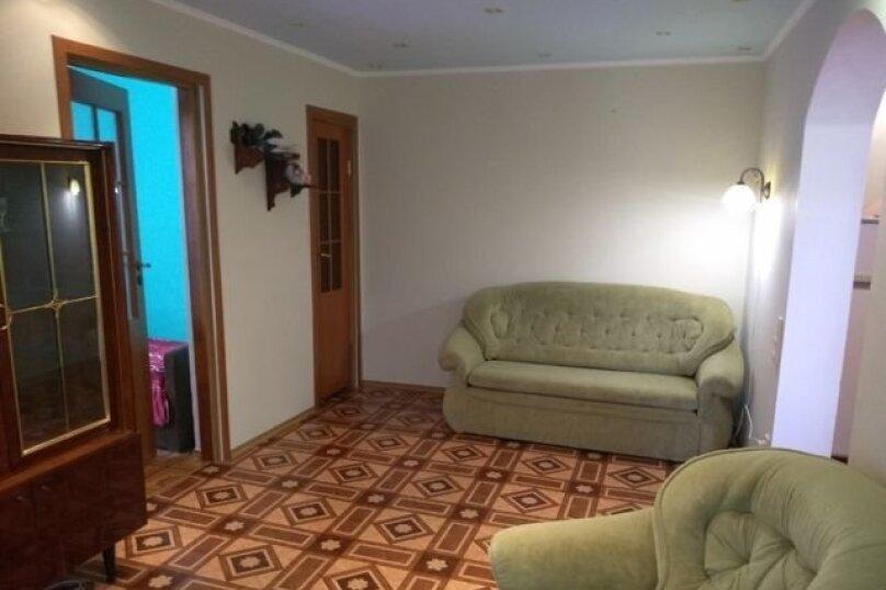 2-комн. квартира, 45 кв.м. на 4 человека, проспект Ленина, 50, Евпатория - Фотография 3