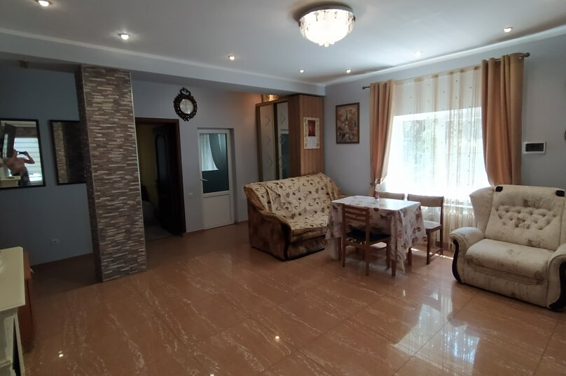 Частный дом в Гаспре, 100 кв.м. на 6 человек, 3 спальни, Маратовская улица, 14, Мисхор - Фотография 5