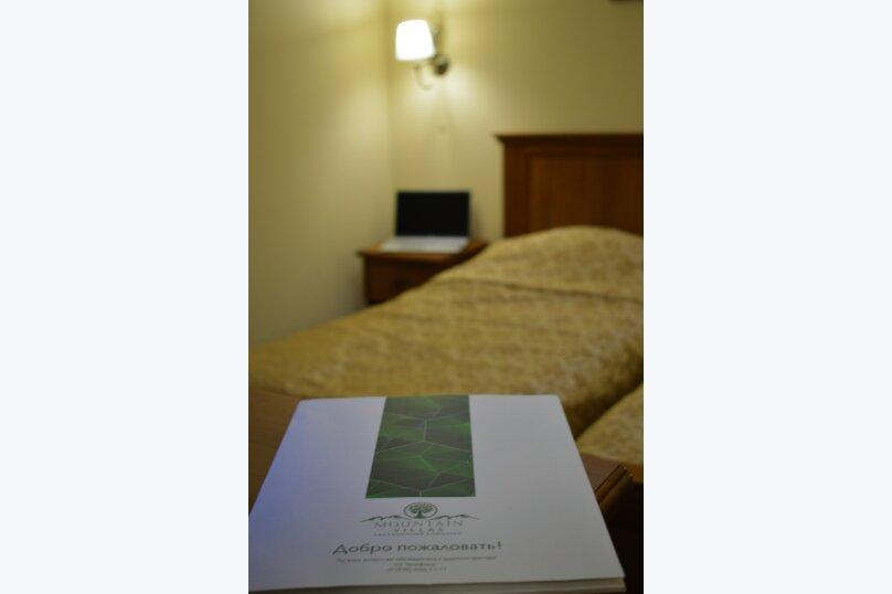 """Гостиничный Комплекс  """"Mountain Villas"""", Берёзовая улица, 106/1 на 12 комнат - Фотография 22"""